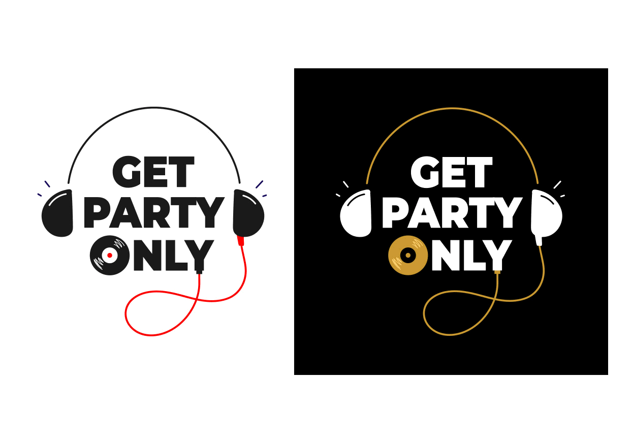 graphisme Get Party Only